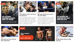 MMA Sports Magazine small image 4